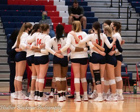 Varsity Volleyball Headed for Playoffs